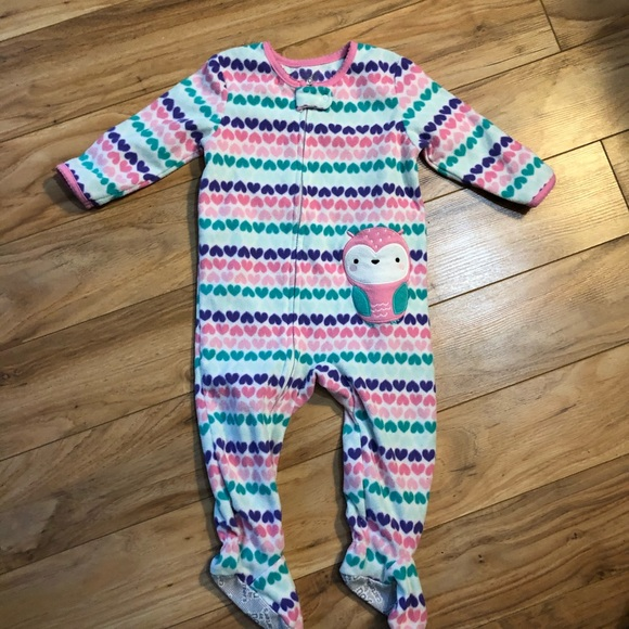 Carter's Other - Hearts Pajama